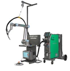 Migatronic CoWelder, your personal welding assistant
