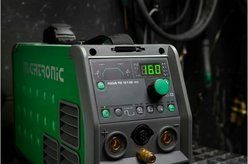 Migatronic Focus TIG 161, the latest welding machine