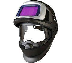 Welding helmets and welding shields