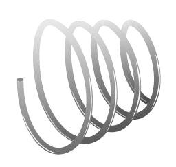 Progress 600 and Victory 400/600 Spiral spring