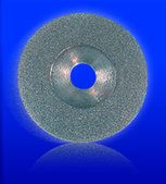 Diamant-Schleifscheibe für Turbo-Sharp