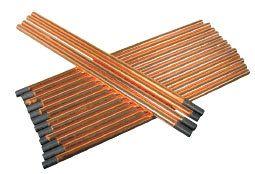 """Gutselektroden pointed 6,3x305mm (1/4""""x12""""), ds a 50 st"""