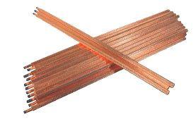 """Gutselektroden jointed 19x355mm (3/4""""x14""""), ds a 50 st"""