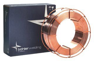 Böhler UNION K 52 NI (1,2 mm) CO2 lasdraad