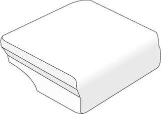 Keramische strip 8071, ds a 18 m
