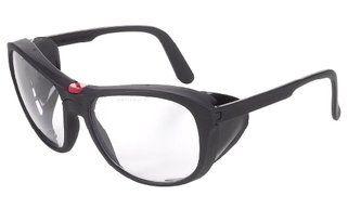 Veiligheidsbril model 566 blank gehard glas