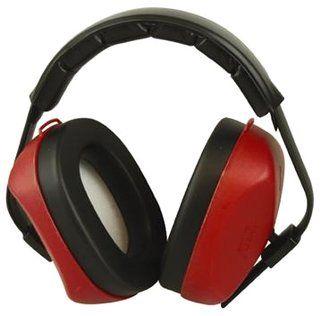 Sonico 85 gehoorkap rood