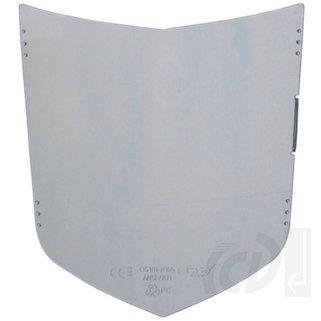 Optrel p500 Windschutzscheibe außen, pack a 5 st