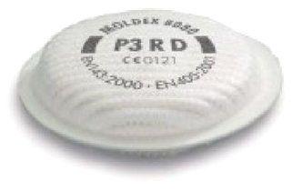 Moldex filter 8080 P3 R D, doos a 8 st.