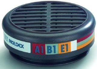 Moldex filter 8200 ABE1, doos a 10 st