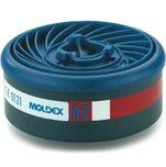 Moldex Easylock gasfilter A2 9200, doos a 8 st