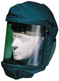 Gesichtsschutz T3 mit Schlauch