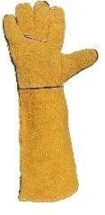 Weldsafe lashandschoen kevlar 47cm, maat 11,5
