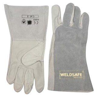 Weldsafe MIG handschoenen 32cm, maat 10,5
