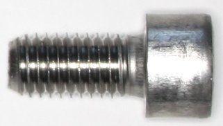 Schroefstop tbv elektrodehouder