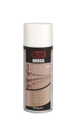 Orosil goudkleur zinkspray 400 ml