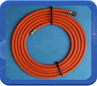 Propan Schlauchlänge 5 Meter 2 x 3 / 8L Verbindung