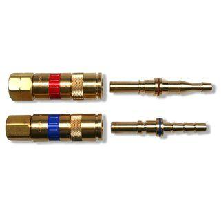 """CAV Schnellkupplung NKDT Gas 3/8 """"L 6 / 8mm IB"""