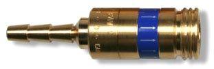 CAV-Schnellkupplung weiblich ISO Sauerstoff 6mm