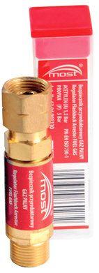 """Die meisten Flammschutzmittel Reducer Seite Gas G3 / 8 """"L"""
