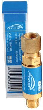 """Die meisten Flammschutz Reducer Seide Sauerstoff G1 / 4 """"R"""
