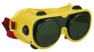 Weliglas lasbril kleur 5