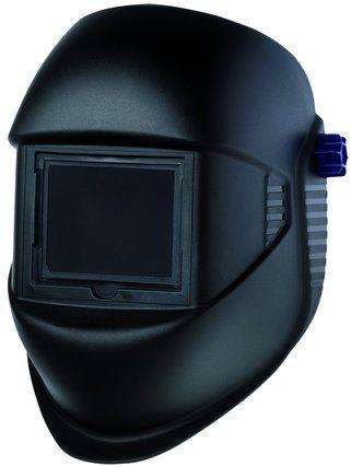 Schweißhelm Multi Vision 90x110mm befestigt
