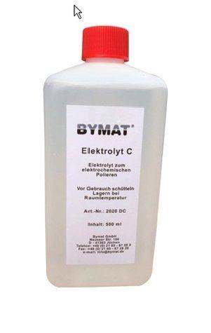 Bymat Elektrolyt C+, 5 liter (polijsten)