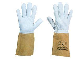 Weldsafe TIG handschoen non-flame, maat 10
