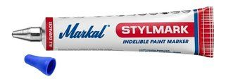 Markal Stylmark® blauw, 3mm, ds a 10 st