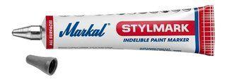 Markal Stylmark® grijs, 3mm, ds a 10 st