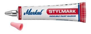 Markal Stylmark® roze, 3mm, ds a 10 st