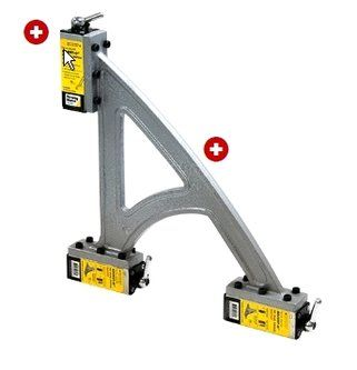 Stronghand MS2-300 A-frame magneet 120 kilo