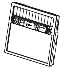 Optrel OSC. filtercassette 4/9-13