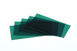 Optrel kleurfilters donker groen, pak a 5 st