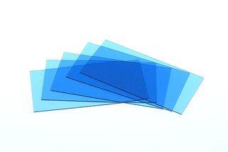 Paint Farbfilter blau, packen Sie eine 5 st
