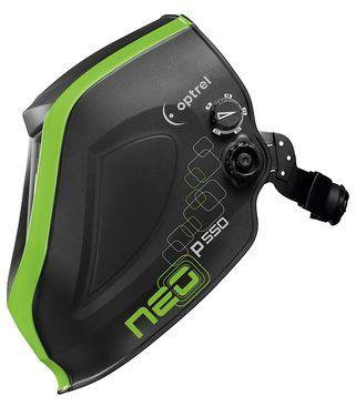 Optrel Helmwaage neo p550 schwarz-grün