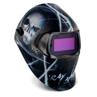 3M Speedglas 100 Xterminator laskap + ADF 100V 3/8-12 752220
