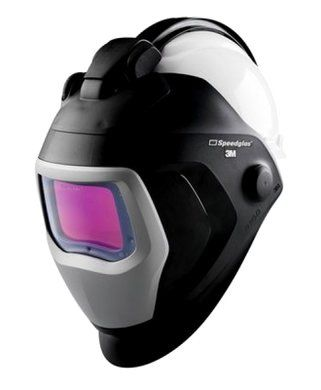 3M Speedglas 9100X QR Schweißmaske + H-701 Schutzhelm