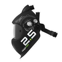 Optrel Vegaview 2.5 Helmschale Frischluft