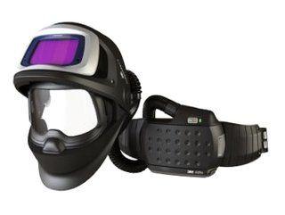 3M Speedglas 9100 FX Luftschweißmaske + SW + XXi + Adflo + Tasche