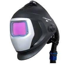 3M Speedglas 9100 Luftschweißkappe inc. Schweißfilter V