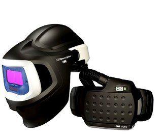 3M Speedglas 9100MP + lasfilter X + ademslang QRS