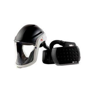 3M Versaflo M-307 helm met vizier en adflo