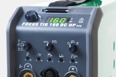 Migatronic tig 160 DC HP PFC