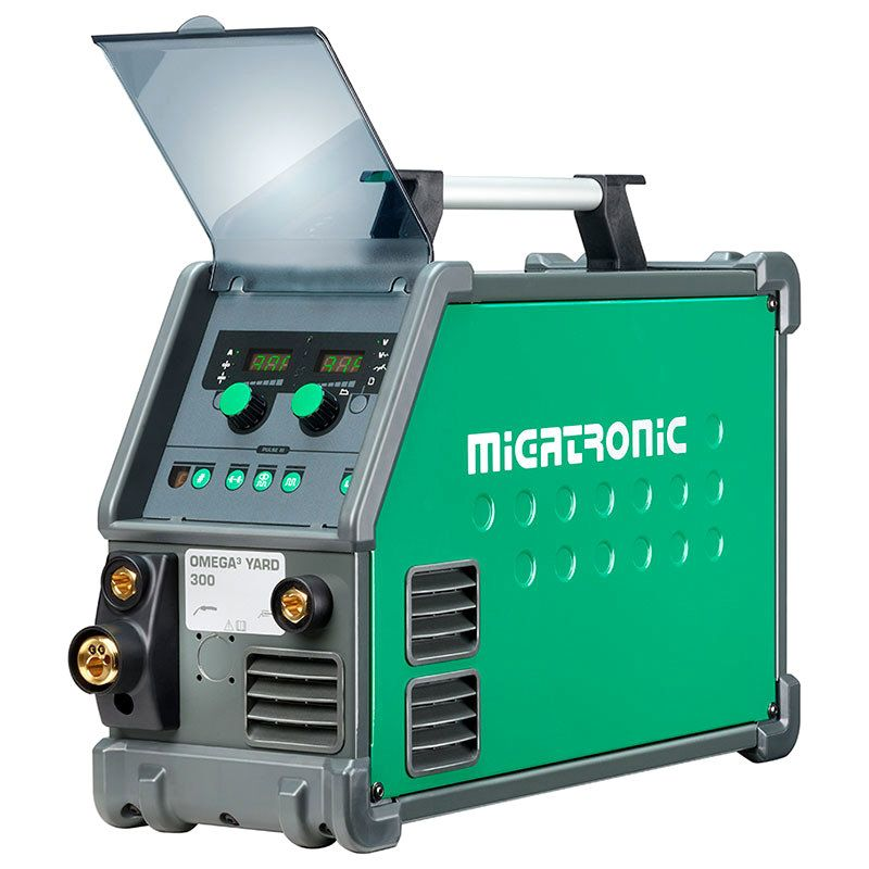 Migatronic Omega Yard 300 Mini Welding Machine   Welding technique ...